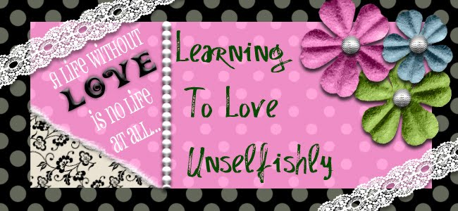 Learning To Love Unselfishly