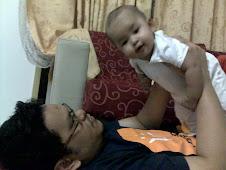 Daddy n Baby Sarah