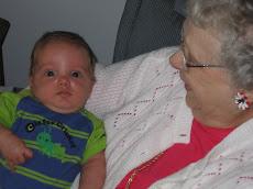 We love you Great Grandma Foster