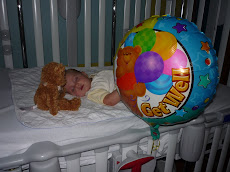 Collin at the hospital