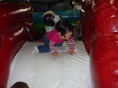 The kiddos enjoying Jump N Play