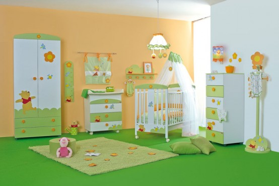 Nursery Ideas For Small Apartment