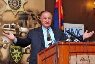 Pima County Sheriff Clarence Dupnik