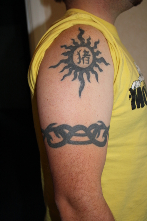 Labels: Sun Got Tattoo