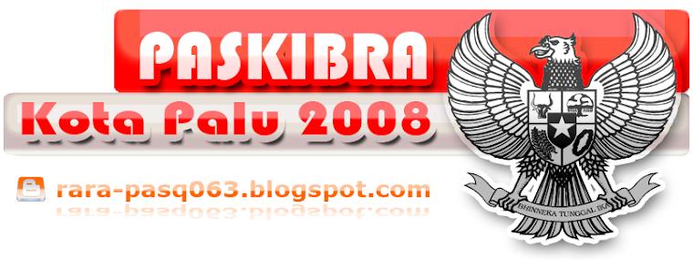 Paskibra Kota Palu 2008