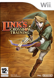 Link´s Crossbow Training