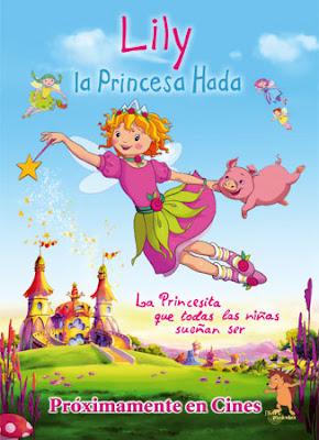 Lily, la princesa hada