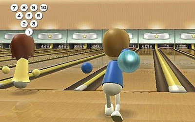 Wii Sports - Bolos