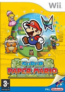 Super Paper Mario