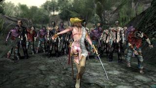 Onechanbara Bikini Zombies