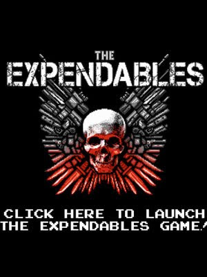 The Expendables: Juego 8-bit