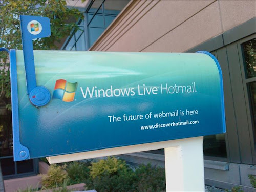 windows live hotmail