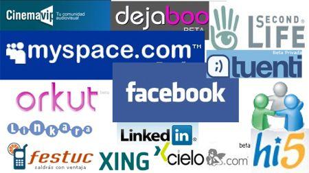 info sobre las redes sociales