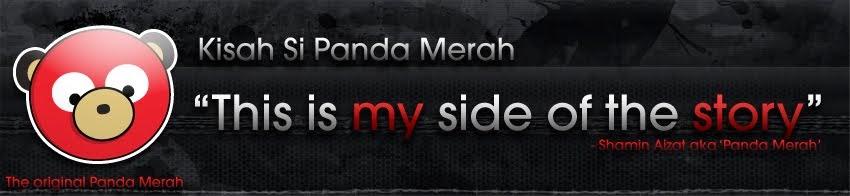 Kisah Si Panda Merah