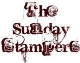 Hel's Sunday Stamper Challenge