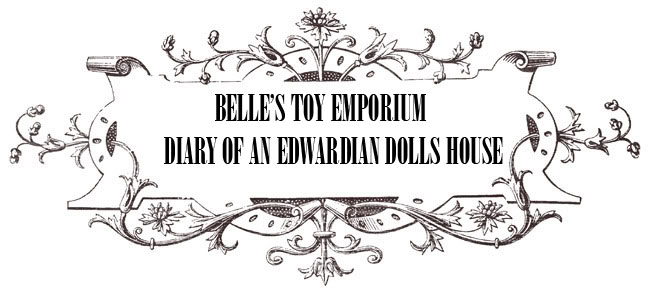 Diary of an Edwardian Dolls House