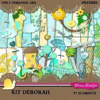 {Kits Digitais} Flores, Jardim, Primavera, Bichinhos de jardim - Página 2 Kit_gd_deborah_LAYOUT+ELEMENTS