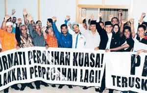 ANTARA PERJUANGAN NGO MALAYSIA