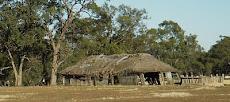 Straw shed, Arkona