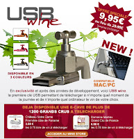 usb wine bor