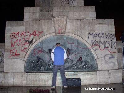 soviet statue Hungary Budapest