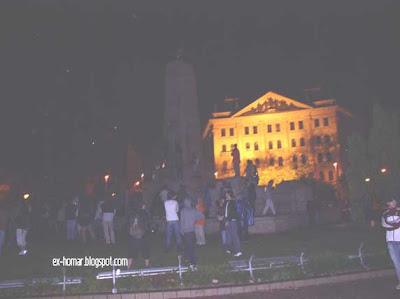 Sovjet emlékmű soviet war memorial Budapest