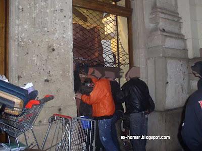 Magyar Televizió Hungarian television 2006 ostrom siege