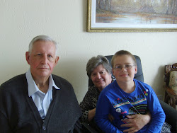 Mom, Dad and grandson Ruben