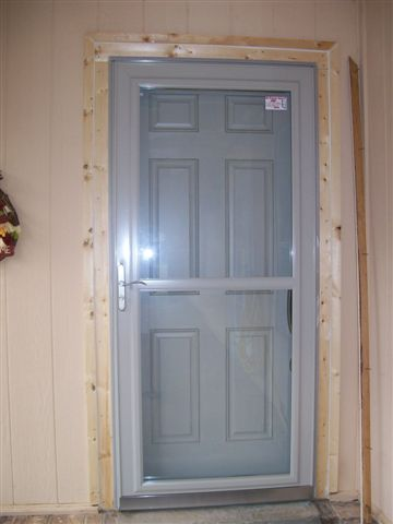 Replacing The Front Door Changing Sliding Doors To French Doors