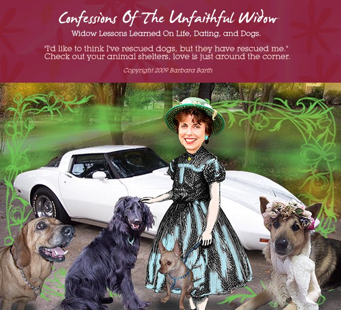 Confessions Of The Unfaithful Widow