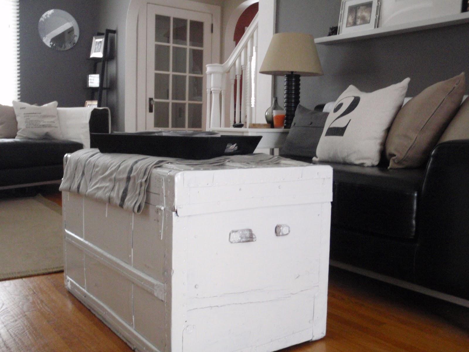 Hammers and High Heels: Living Room Update: Goodbye Storage ...