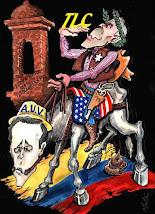 Uribe lacayo imperialista
