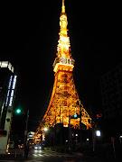 東京タワーは凛とした美しさがありますなぁ〜。 思わず真下まで行ってみました。 (dscn )