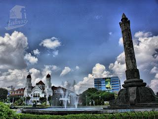 Tugu Muda - Semarang by brofahroe