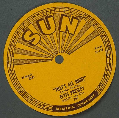 Record Labels: Sun Records