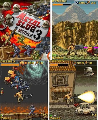 juegos java para celulares de 128x160 Metal+slug+3