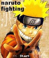juegos java para celulares de 128x160 Naruto+fighting