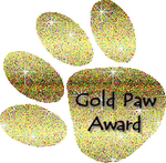 The Gold Paw Award