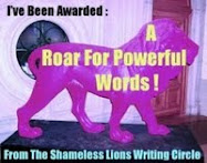 Powerful Words Award