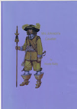 Mrs Johnson's Cavalier