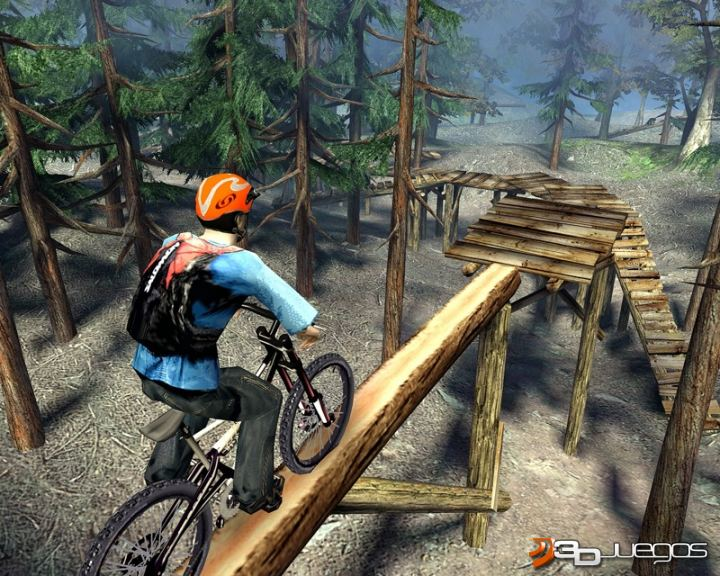 mountain bike pc game