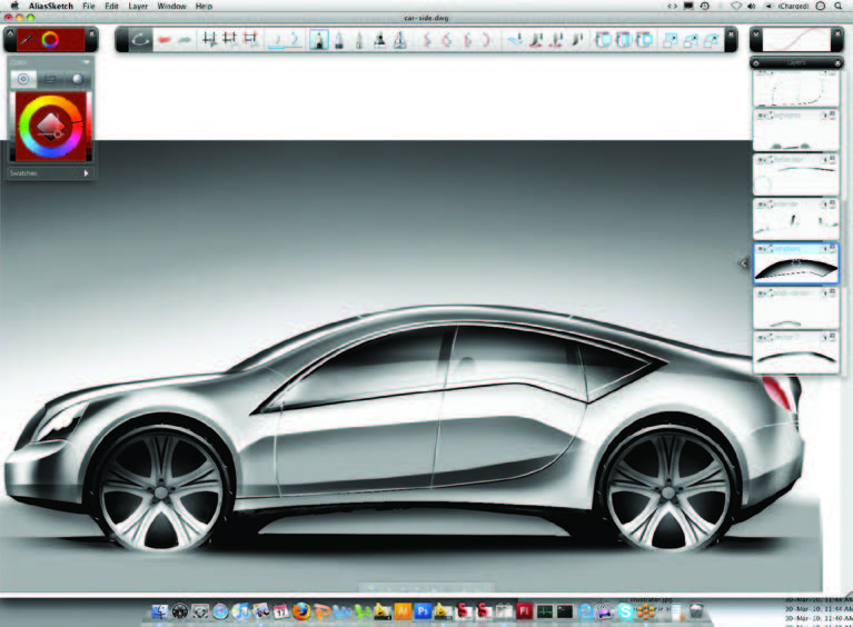 Autodesk Sketchbook Designer 2011 x64