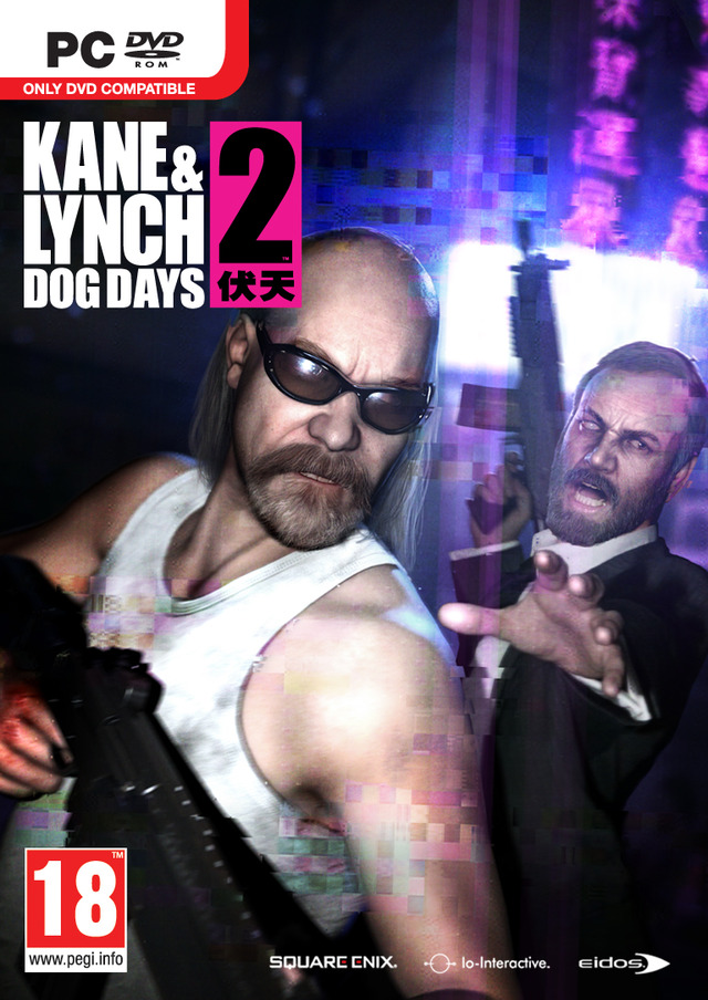 plataforma games kane and lynch 2 dog days pc