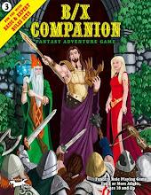 The B/X Companion