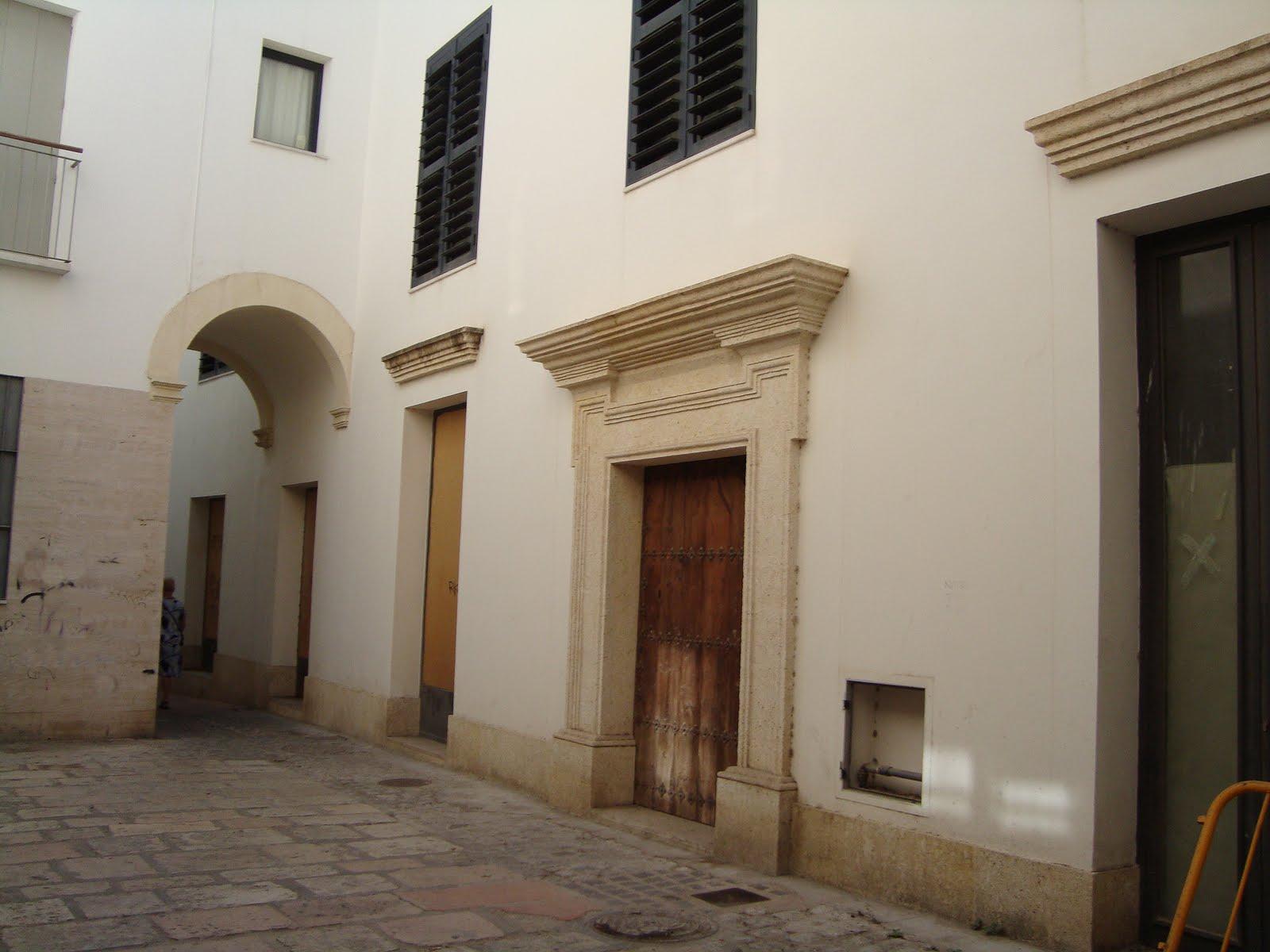 Miradas compartidas casa de los puche casas se oriales for Inmobiliarias de almeria