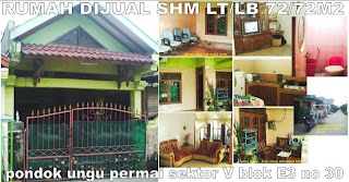 rumah murah dijual on Rumah Dijual Siap Huni Hanya Rp 145 Jt Hubungi 085880755719 ...