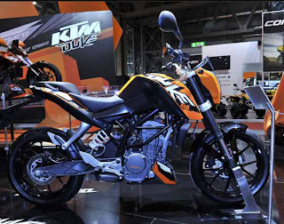 ktm 125 duke