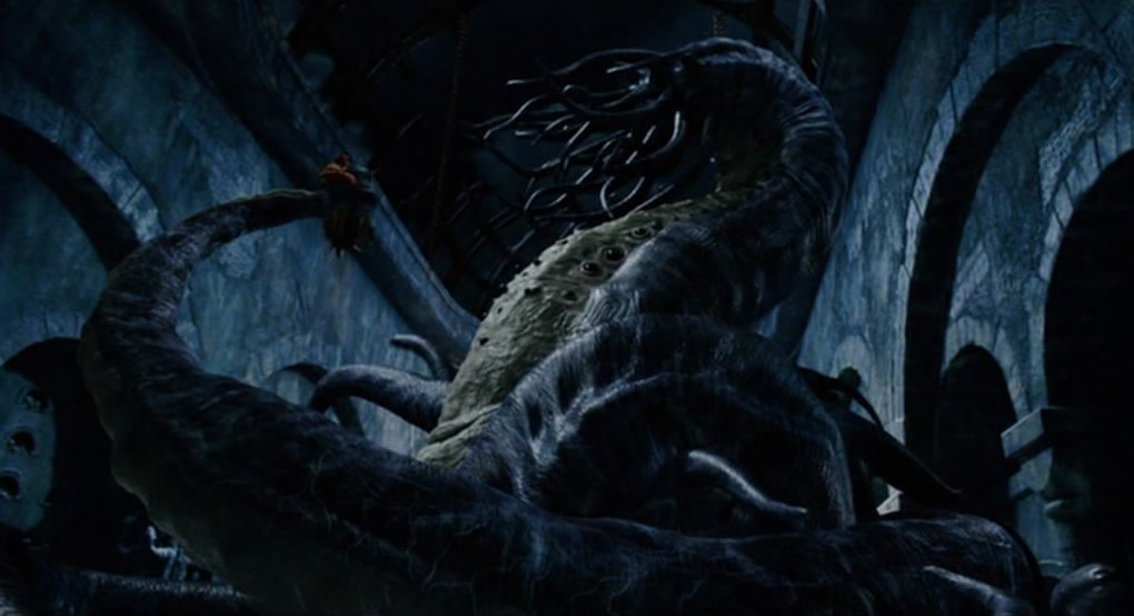 Some general comments about Monsters in fantasy fiction and games Monster+and+hellboy