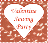 valentine sewing party