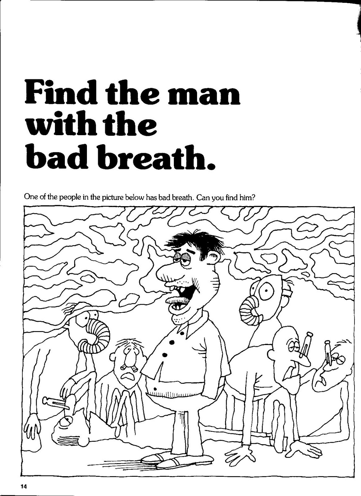 Copd Cartoon